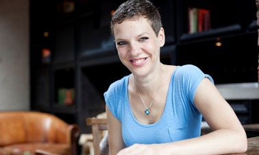Francesca Martinez comedian with Cerebal Palsy